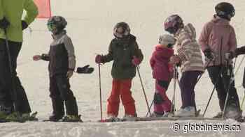 Ski season starts this weekend in Alberta; earliest opening at Mount Norquay in 95 years   Watch News Videos Online - Globalnews.ca