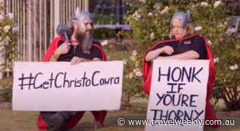 """""""Bugger Byron Bay"""": Cowra Tourism invites Chris Hemsworth for a visit in delightful new campaign – Travel Weekly - Travel Weekly"""