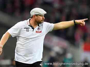 Freitagsspiel des 8. Spieltages: Hoffenheim gegen Köln: Baumgart fordert Hoeneß - Bietigheimer Zeitung