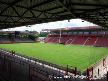 Bundesliga: Klarheit für Union: Keine 18.000 Zuschauer im Stadion - Bietigheimer Zeitung