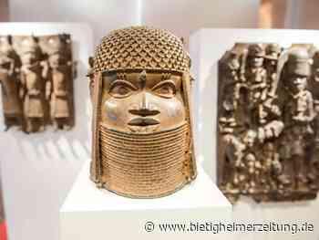 Raubkunst: Deutschland will sämtliche Benin-Bronzen übereignen - Bietigheim-Bissingen - Bietigheimer Zeitung