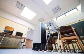 Schulbeirat in Bietigheim-Bissingen tagte in außerordentlicher Sitzung: Filter kommen wohl nicht so schnell - Bietigheimer Zeitung