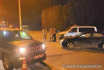 Twee gewonden aan Elysee-kruispunt (Zelzate) - Het Nieuwsblad