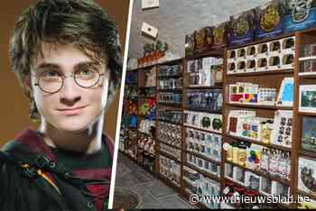 """Binnenkijken: Zo ziet de Gentse Harry Potter-winkel eruit: """"Speciaal wachtwoord geeft je 10 procent korting"""""""