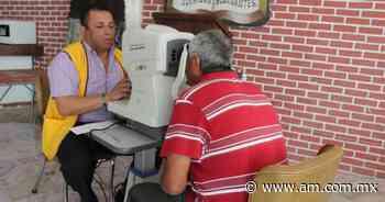 Club de Leones de Irapuato reactiva jornadas de salud visual - Periódico AM