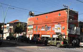 Roban 1.2 mdp en el Banco del Bienestar - El Sol de Irapuato