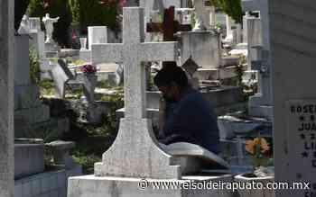 Estará 'muerto' el cementerio - El Sol de Irapuato