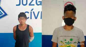 Detiene policía de Irapuato a dos personas por robo - Bajioweb