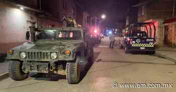 Balacera en Irapuato deja un muerto y un herido en colonia 12 de Diciembre - Periódico AM