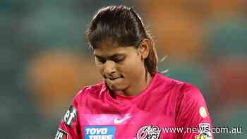 Covid-19 case causes chaos for WBBL
