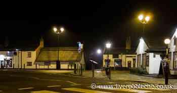 Merseyside village where time has almost stood still
