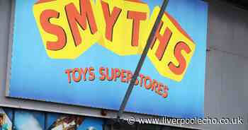 Smyths Toys issues warning of 'some toy' shortages ahead of Christmas