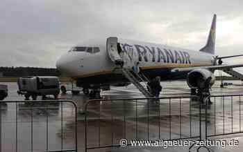 Flughafen Memmingen: So werden Passagiere künftig begrüßt - Allgäuer Zeitung