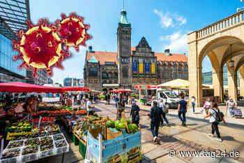 Coronavirus in Chemnitz: Inzidenz steigt in Chemnitz auf 90 - TAG24