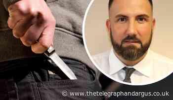 'Grand Theft Auto' criminal tackling officer misses award