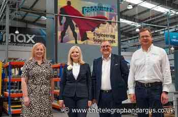 'Innovation Network' launch held at Baildon company