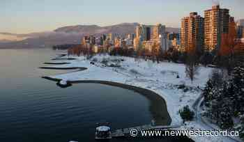 AccuWeather releases winter forecast for Metro Vancouver - The Record (New Westminster)