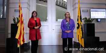 """Borràs, en Flandes: """"Gracias por ser un país con justicia, democracia y libertad"""" - ElNacional.cat"""