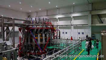 Energieerzeugung der Zukunft - Durchbruch bei Kernfusion gelingt