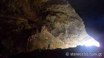 "Bomberos rescatan a hombre en una ""cueva encantada"" de Coatepeque - stereo100.com.gt"