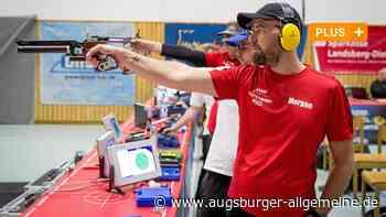 Luftpistole: Scheuring legt wieder in der 1. Bundesliga an