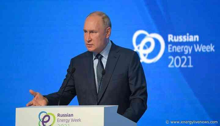 """President Putin: """"Europe is covering up its own mistakes for the current energy crisis"""""""