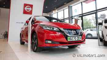 UK: New Nissan EV finance package includes a home charger