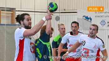 Schwere Aufgabe für die Landsberger Handballer