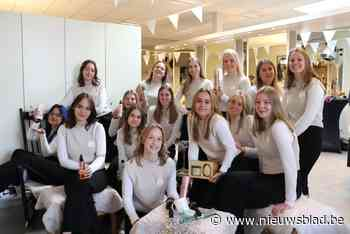Leerlingen haartooi openen eigen kapsalon 'Tsalon (Tielt) - Het Nieuwsblad