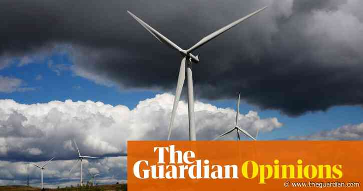 It's easy to feel pessimistic about climate. But we've got two big things on our side | Bill McKibben