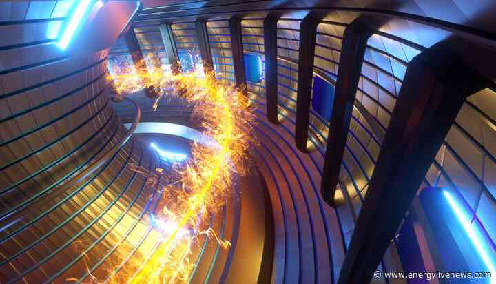 Which city will become home to the UK's prototype fusion energy plant?