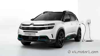 UK: Citroen C5 Aircross hybrid will now remind you to plug in regularly