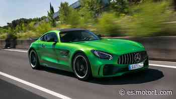 La producción del Mercedes-AMG GT podría concluir pronto - Motor1 España