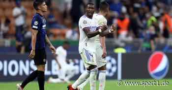 Real Madrid: David Alaba von Legende Fernando Hierro gelobt - SPORT1