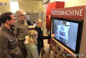 Teletijdmachine in de bibliotheek (Grobbendonk) - Gazet van Antwerpen