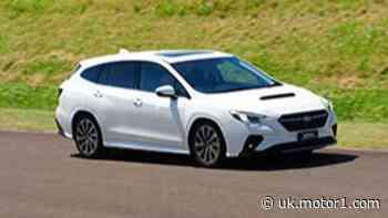 2022 Subaru WRX estate announced... for Australia