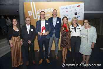 Barias uitgeroepen tot West-Vlaamse KMO van het jaar