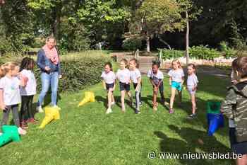 Basisschool Hunnegem ging op de loop (Geraardsbergen) - Het Nieuwsblad
