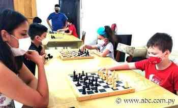 Ajedrez: Nacional de la Juventud en Villarrica - ABC Color