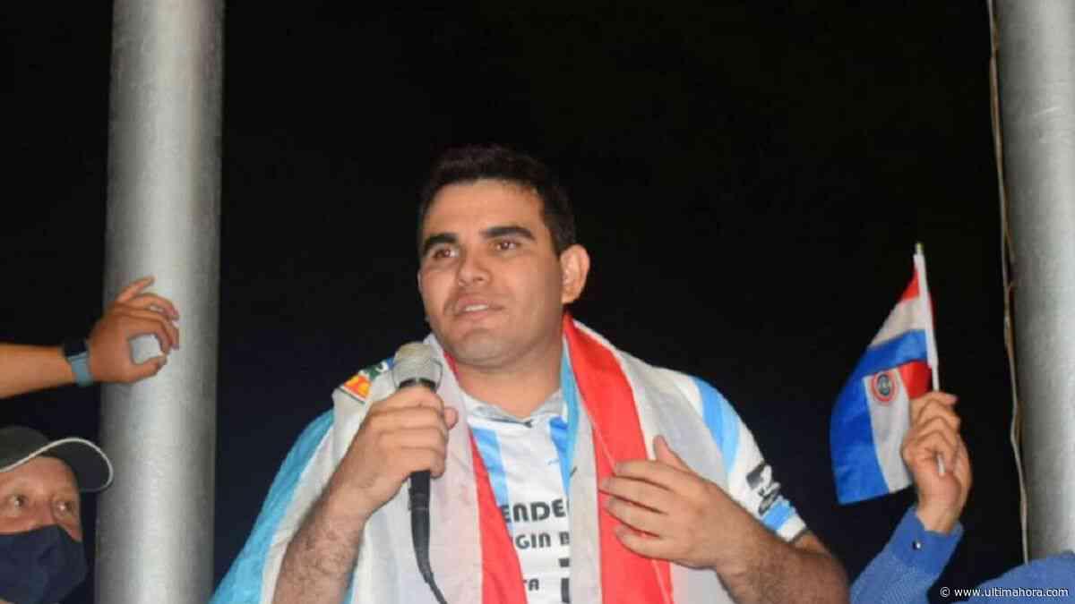Intendente electo de Villarrica pide que su equipo de transición sea instalado en la Comuna - ÚltimaHora.com