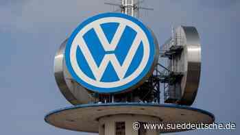 VW-Verkauf rutscht weiter ab: Plus zum Quartalsende - Süddeutsche Zeitung