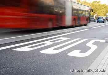 Sanierungsarbeiten Mozartstraße - Buslinien betroffen - regionalHeute.de