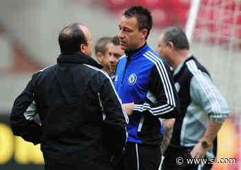 Revealed: John Terry Confronted Rafa Benitez in Front of Chelsea Stars - Sports Illustrated