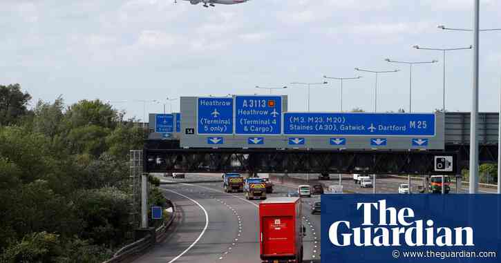 UK public warms to road pricing as fuel duty replacement considered