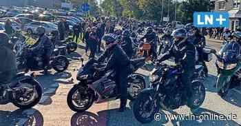 Motorradkorso mit Happy End: Matheos Familie muss nichts für Polizeieinsatz zahlen