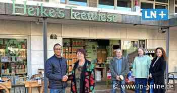 Bad Schwartau: Heikes Teewiese schließt - Nachfolger startet mit Teekult - Lübecker Nachrichten