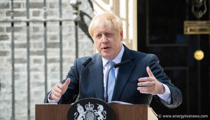 Boris' Ten Point Plan has attracted £5.8bn investment in green projects so far