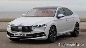 2023 Skoda Superb will get all-new interior, VW's final combustion engines