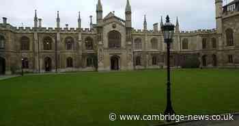 The tragic love story behind the ghosts of Cambridge University's Corpus Christi College