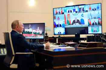 Putin: No Rush in Officially Recognizing Taliban's Rule   World News   US News - U.S. News & World Report